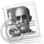 64x64px size png icon of Hunter S. Thompson Mai