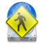 64x64px size png icon of iDisk User light