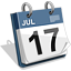 64x64px size png icon of iCal