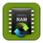 64x64px size png icon of Memory Freer