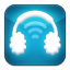 64x64px size png icon of Airphones