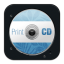 64x64px size png icon of Print CD