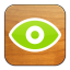 64x64px size png icon of Quick Look Droplet