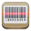 64x64px size png icon of iBarcoder