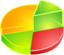 64x64px size png icon of Pie Diagram