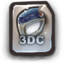 64x64px size png icon of 3DC