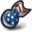 64x64px size png icon of American Music