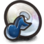 64x64px size png icon of Blues cd or iTunes whatever...