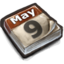 64x64px size png icon of Calender