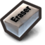 64x64px size png icon of Eraser