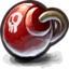 64x64px size png icon of Red Bomb
