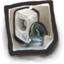 64x64px size png icon of Sound Clipping