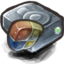 64x64px size png icon of Win Drive