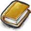 64x64px size png icon of Yellow Book