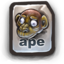 64x64px size png icon of APE