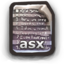 64x64px size png icon of ASX