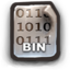 64x64px size png icon of BIN