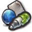 64x64px size png icon of Eschtee emel Editor