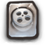 64x64px size png icon of Generic Movie File