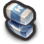 64x64px size png icon of I is for Icons System!