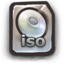 64x64px size png icon of ISO