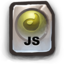 64x64px size png icon of JS