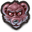 64x64px size png icon of Lonem, The Flamboyantly Angry Bear Tiger Hybrid