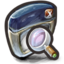 64x64px size png icon of Magnifier