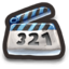 64x64px size png icon of Media Player Classic
