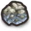 64x64px size png icon of Rock
