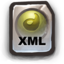 64x64px size png icon of XML