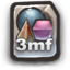 64x64px size png icon of 3MF