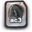 64x64px size png icon of AC3