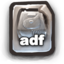64x64px size png icon of ADF