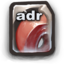 64x64px size png icon of ADR