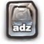 64x64px size png icon of ADZ