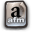 64x64px size png icon of AFM
