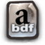 64x64px size png icon of BDF
