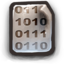 64x64px size png icon of Binary