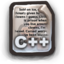 64x64px size png icon of C++