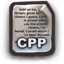 64x64px size png icon of CPP