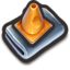 64x64px size png icon of Cautionary Markers