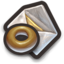 64x64px size png icon of Donut Mail