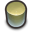 64x64px size png icon of Green Cylinder