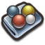 64x64px size png icon of Random Spheres