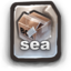 64x64px size png icon of SEA