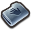 64x64px size png icon of ~  Hand