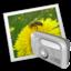 64x64px size png icon of folder photos alt