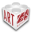 64x64px size png icon of lego art