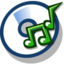 64x64px size png icon of Cd rom audio